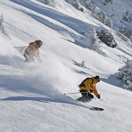 Urlaubsgutscheine für Skifahren in Tirol