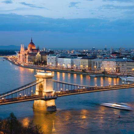 Urlaubsgutscheine für Ihre Städtereise nach Budapest