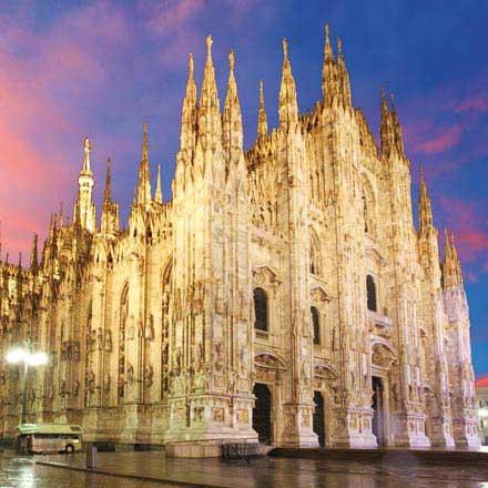 Urlaubsgutscheine für Ihre Städtereise nach Mailand