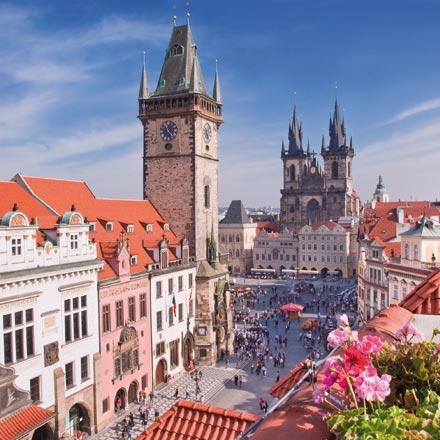 Urlaubsgutscheine für Ihre Städtereise nach Prag