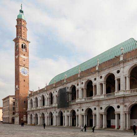 Urlaubsgutscheine für Ihre Städtereise nach Vicenza
